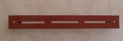 Rare Wwii Usmc Style Fat Ribbon Bar For 3 Place Ribbons War Economy Wolfe Brown