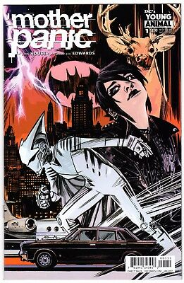 Mother Panic #1*NM*1st Print*Gotham's NEW VIGILANTE*Young Animal*DC Comics*2017