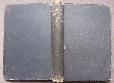 Manual of Ophthalmic Surgery and Medicine by Walter H.H. Jessop, 1st, 1898.