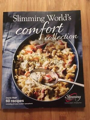Slimming World Comfort Collection Recipe Book - 60+ Recipes - Paperback