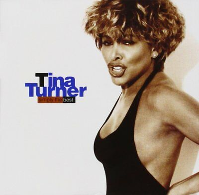 Tina Turner ~ Simply the Best ~ Greatest Hits ~ Best Of ~ NEW CD ( SEALED )