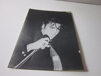 Vintage Elvis Estate Find 1956 Concert Photo Kodak Action Lot 4 Wow!!!