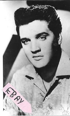 Vintage Elvis Candid Photo 1950's Old Kodak V.coons Estate Close Up Lot # 18