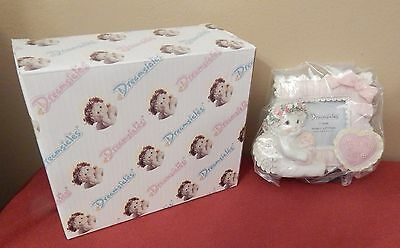 """Dreamsicles 2"""" x 2"""" Picture Photo Frame """" My New Sister """"  New in Box"""