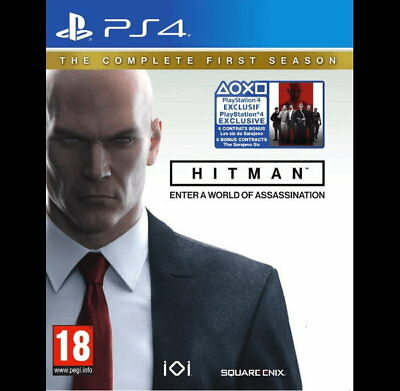 Hitman - The Complete First Season Standard Edition (PS4)