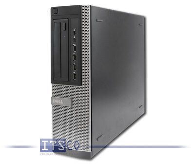 PC DELL OPTIPLEX 7010 DT CORE i5-3470 4GB 250GB DVD-ROM GBIT-LAN USB3.0 DESKTOP