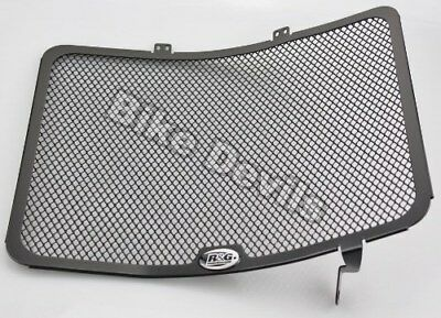 Kawasaki ZX6R 636 2019 onward R/&G Radiator Guard RAD0243BK Black