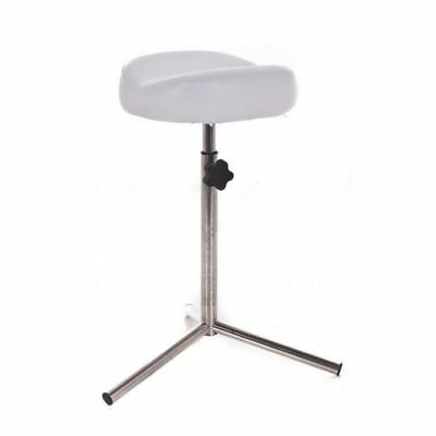 Pedicure Foot Rest Stool Footrest Nail Urbanity Beauty Salon Spa Tattoo White