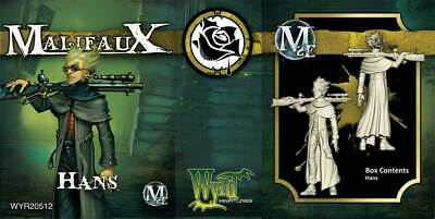 Malifaux: Outcasts - Hans