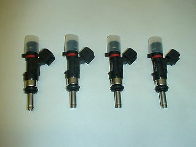 Genuine Bosch EV14 60lb 630cc fuel injectors 1.8T turbo Audi A4 TT VW Golf Jetta
