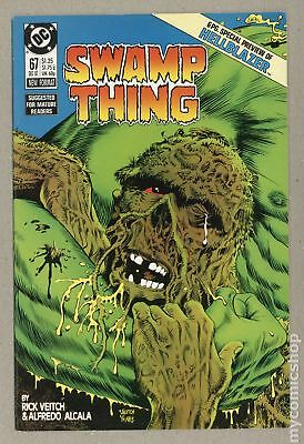 Swamp Thing (1982 2nd Series) #67 FN- 5.5