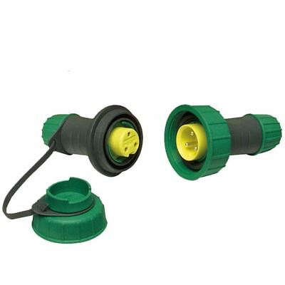 Blagdon PowerSafe Outdoor Plug and Socket Cable Connector, 4-9mm Cables