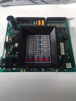 Firelite FIRE LITE 4XARB 4F MS4424 REPLACEMENT BOARD CONTROL PANEL ms 4424b alarm control panel fire lite alarms used $349 99 picclick  at fashall.co