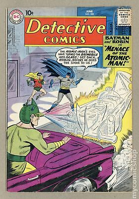 Detective Comics (1937 1st Series) #280 GD/VG 3.0
