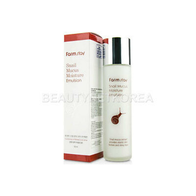 [FARM STAY] Snail Mucus Moisture Emulsion 150ml - BEST Korea Cosmetic