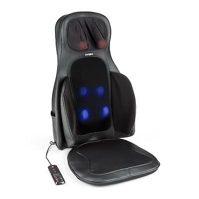 Massage Cushion Electric Massager Shiatsu Car Home Heated 3D Back Neck Heated