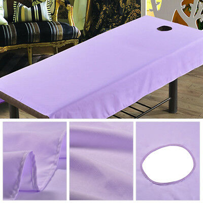 Massage Table Cover Beauty SPA Salon Treatment Bed Reusable Waterproof Sheet