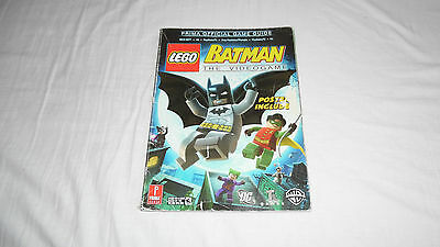 Lego Batman : The Video Game : Prima Official Game Guide