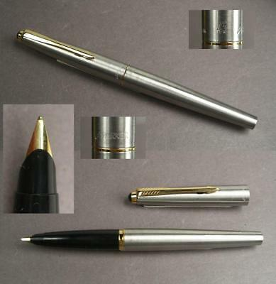 Parker 45 Flighter Füllfederhalter in Metal #