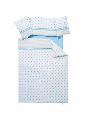 Cool Candy By Coleen Bed in a Bag In Blue