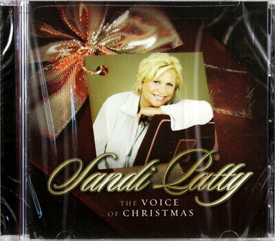 Sandi Patty The Voice of Christmas NEW CD Contemporary Christian Holiday