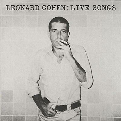 Leonard Cohen - Live Songs (NEW VINYL LP)