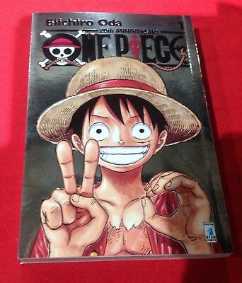 manga ONE PIECE 1 SILVER 20th Anniversary LIMITED EDITION