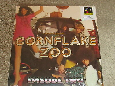 Cornflake Zoo Episode One - 20 Psych Gems - New - Lp Record