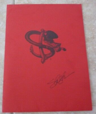 Slash Guns & Roses Snakepit Ain't Life Grand 2000 Press Kit Folder Sticker