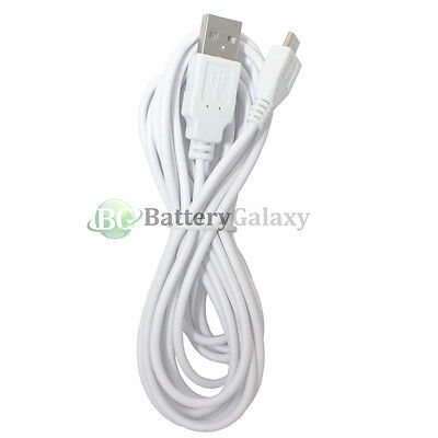 NEW Micro USB 10FT Charger Cable for Android Phone Alcatel One Touch Dawn Fierce