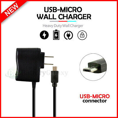 1 2 3 4 5 10 Lot Micro USB Wall Charger for Phone Samsung Galaxy S3 S4 S5 S6 S7