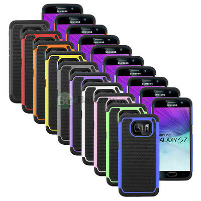 CLEARANCE Lot of 10 Hybrid Hard Case for Android Phone Samsung Galaxy S7 50+SOLD