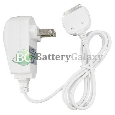 WALL CHARGER+LCD SCREEN Protector for iPod Touch iTouch 2 3 2nd 3rd