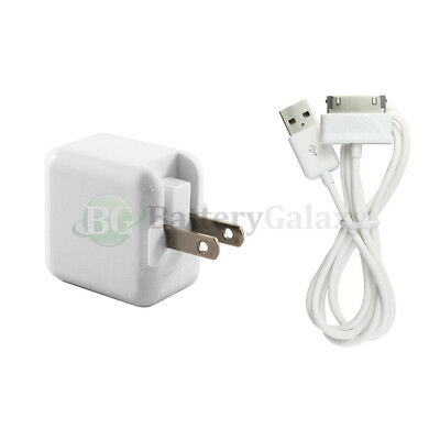 """Wall Charger+USB Cable for Android Samsung Galaxy Note 1 2 Tablet 10.1"""" 100+SOLD"""
