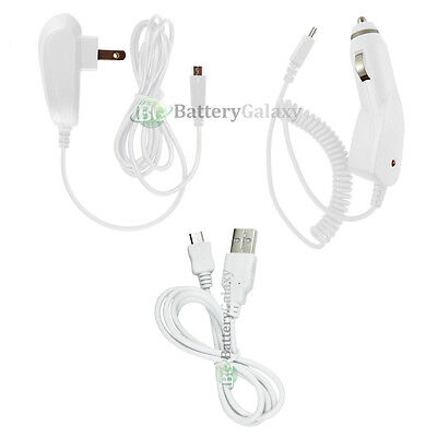 2X Charger FAST Charging+USB Cable for Phone Samsung Galaxy A3 A5 A7 J3 Mega 6.3