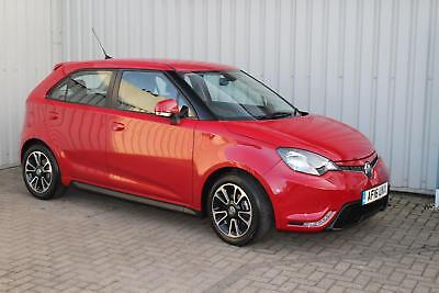 MG MG3 1.5 VTI-Tech ( s/s ) 3Style, Full Service History & Low Mileage