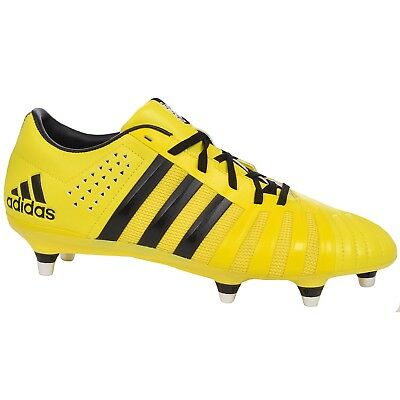 adidas Performance Mens FF80 Pro 2.0 Soft Ground SG Rugby Boots - Yellow