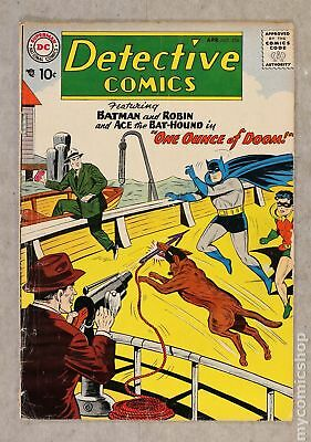 Detective Comics (1937 1st Series) #254 GD/VG 3.0