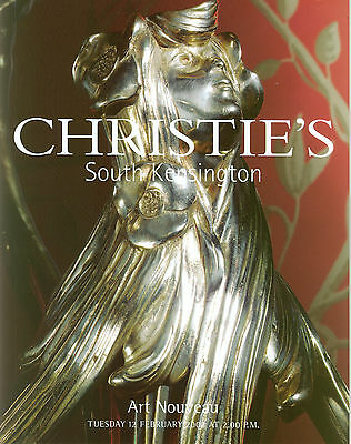 Christies VINTAGE AUCTION CATALOGUE, Lalique and 20th Century Bronzes and Sculpture