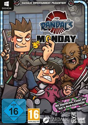 Randals Monday PC Randal`S Nuovo + Conf. Orig.