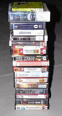 17 Mixed Fiction Audiobook on CD Lot BROWN CLARK STEIN SIMMONS