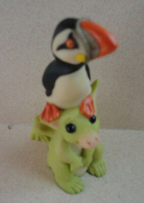 Pocket Dragon Dragons Real Musgrave HE AIN'T HEAVY HE'S MY PUFFIN 1996
