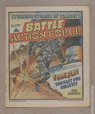 Battle Picture Weekly (1976) (UK) #850720 FN+ 6.5