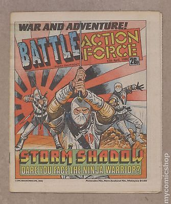 Battle Picture Weekly (1976) (UK) #860412 FN/VF 7.0