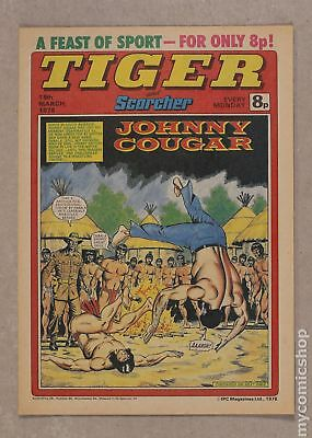 Tiger Tiger and Hurricane/Tiger and Jag/Tiger and Scorcher #780318 VF/NM 9.0