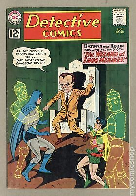 Detective Comics (1937 1st Series) #306 GD+ 2.5