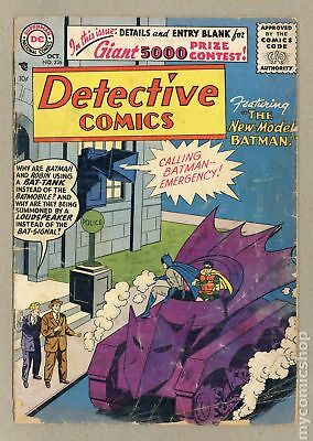 Detective Comics (1937 1st Series) #236 GD- 1.8
