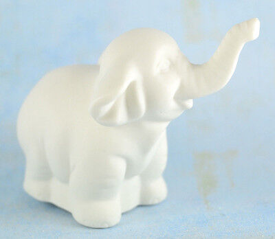 Baby Child Porcelain Elephant Petite Nursery Bedroom Night Light G16