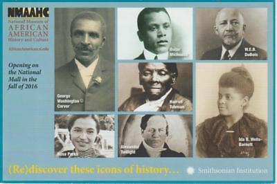 African American NMAAHC Smithsonian Museum Vintage Photographs Shown PC Rare