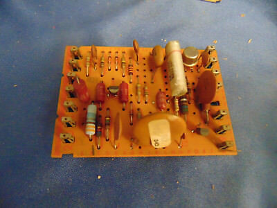 2 Zenith replacement parts small circut board Radio tubes Vintage Electronic
